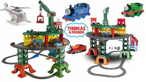 Thomas & Vriendjes TrackMaster Super Station